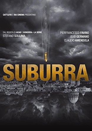Suburra - cartel de cine
