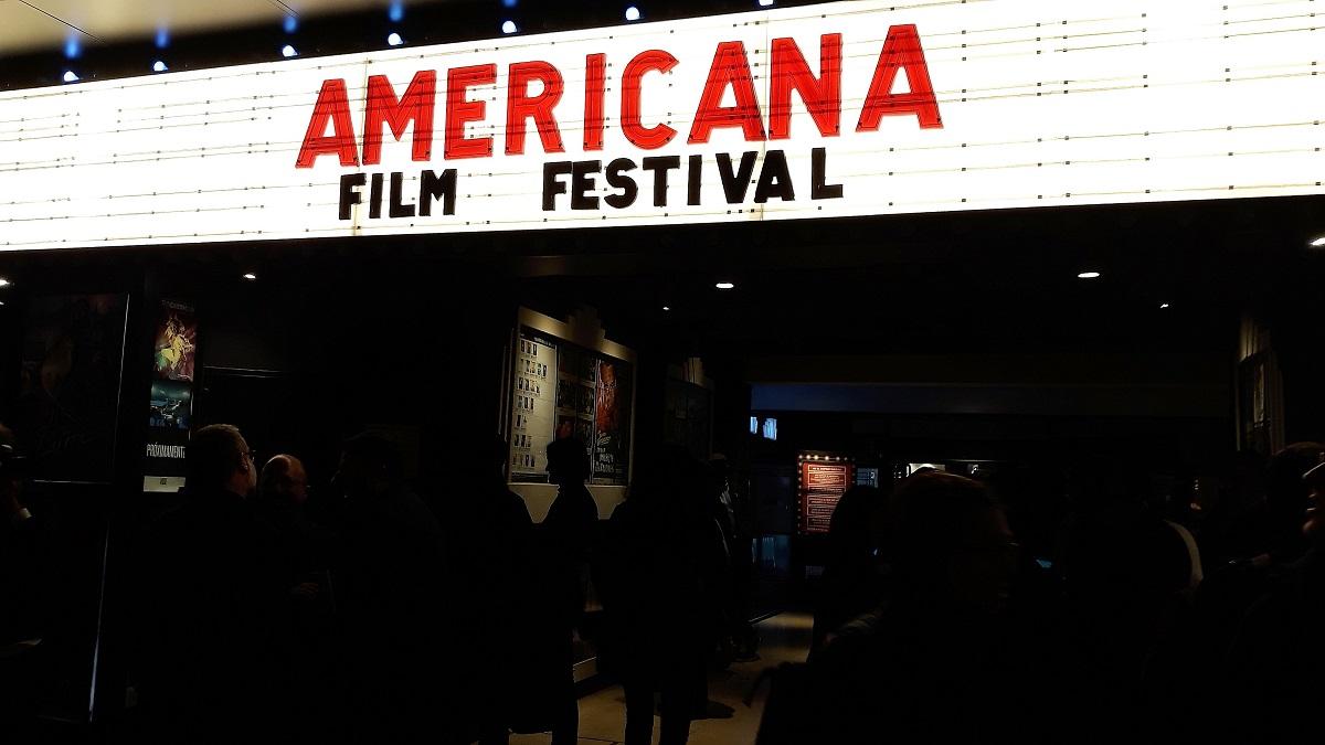 Americana 2019 - Inauguración Phenomena
