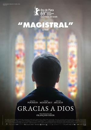 Gracias a Dios - cartel de cine
