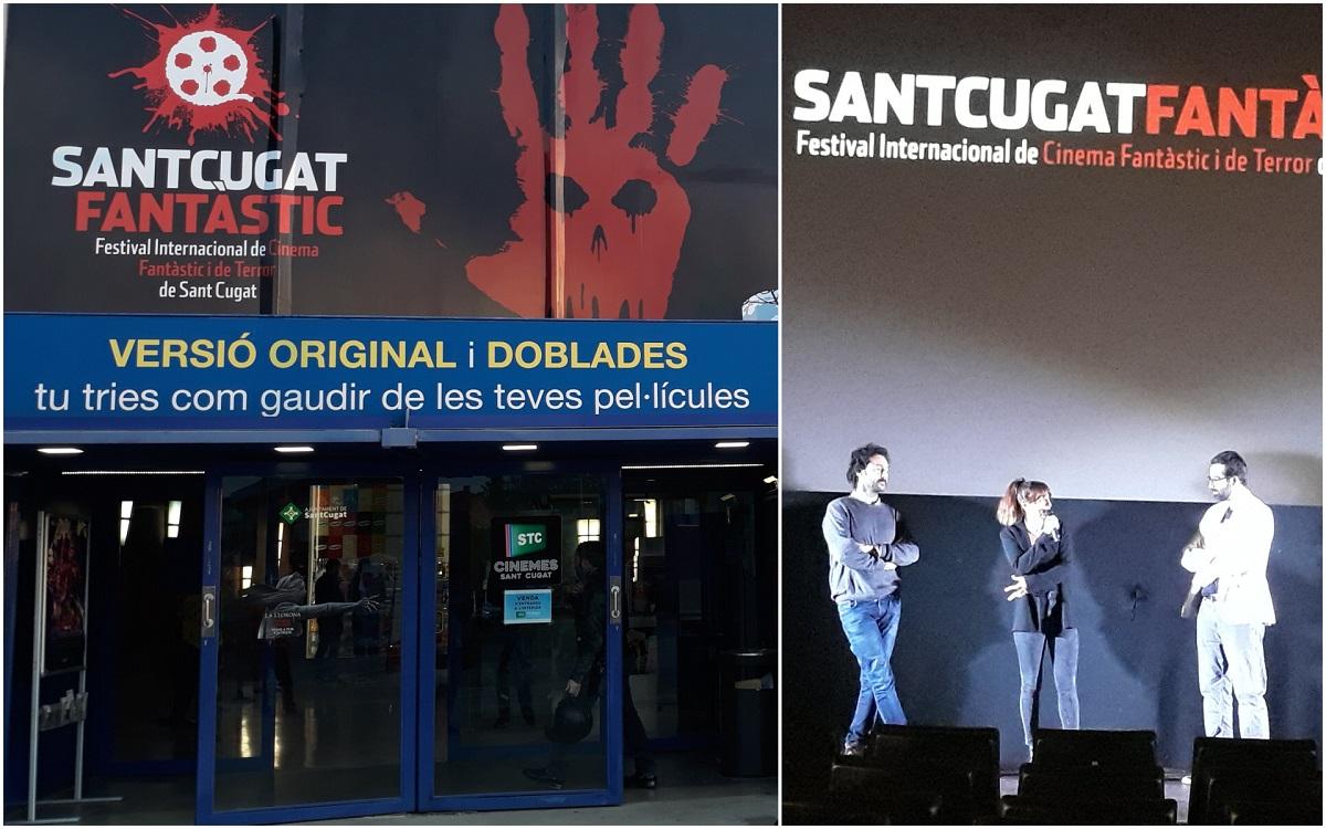 Sant Cugat Fantàstic 2019 - Sede y presentación