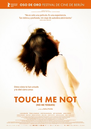 Touch Me Not - cartel de cine