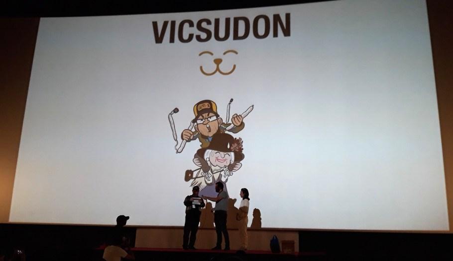 II Vicsudon en el Fesnits 2019