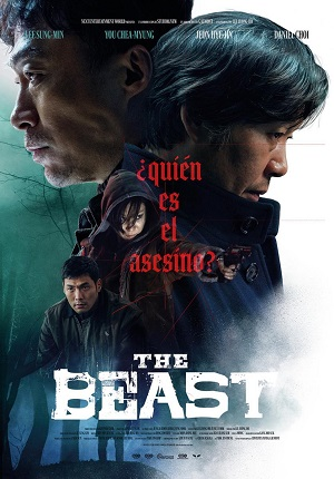 The Beast - cartel de cine