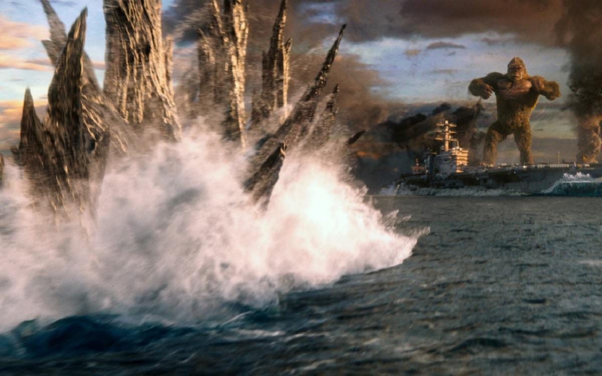 Godzilla vs. Kong | película