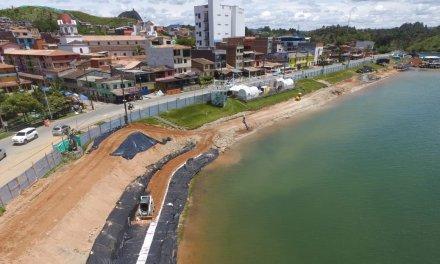 Avanzan las obras de desarrollo del Malecón turístico