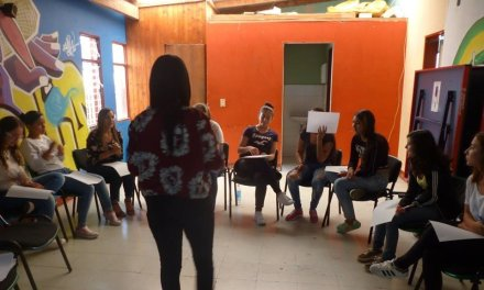 Fundación Mi Sangre continua el trabajo con jóvenes de la localidad