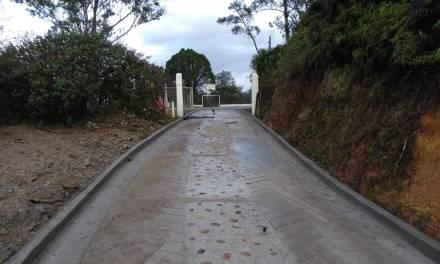 Sistema de placa huella avanza con éxito en la sub región de Embalses.
