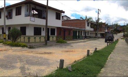 Roedores y mal estado de vía alertan a comunidad de la Piscina