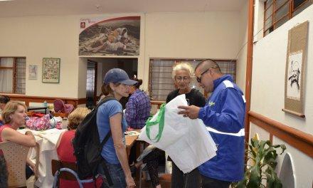 Cornare y el municipio pretenden implementar el uso de la bolsambiente.