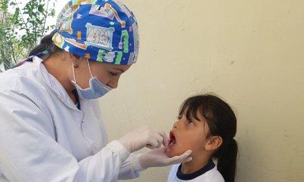 Servicio de Salud Oral llega al sector rural