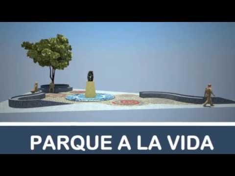 El parque a la vida una forma de recordar a las víctimas de Guatapé