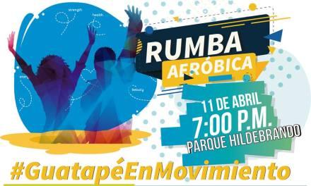 Actividades deportivas «Guatapé en movimiento»