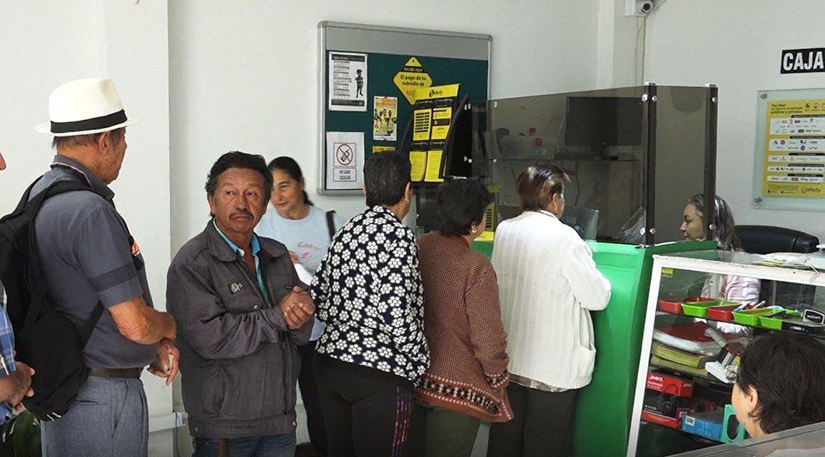 Avanza el pago del programa de Colombia Mayor