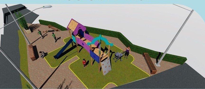 Un nuevo espacio para los niños en Villas del Pinar