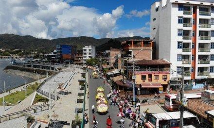 Zócalos y Flores, silletas y colores se vivió en Guatapé