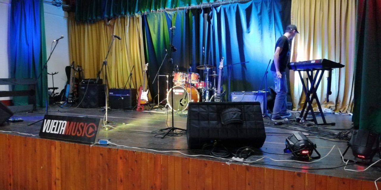 Se realizó vuelta fest, concierto con talento guatapense
