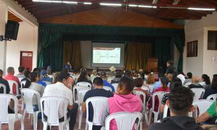 El área de la salud en Guatapé se capacita sobre el Coronavirus