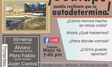 Foro virtual – ¡Guatapé, pueblo resiliente que se autodetermina!