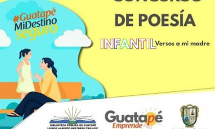 GANADORES segundo LUGAR CATEGORIAS «A Y B» – «VERSOS A MI MADRE»