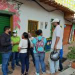 Por orden de un juez se desaloja familia en Guatapé