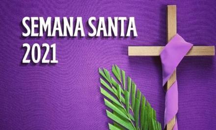 Programación semana santa 2021 en Guatapé