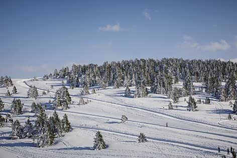 El Pirineo francés inauguró la temporada nórdica: Beille, Val d'Azun, Capcir y Le Chiuola
