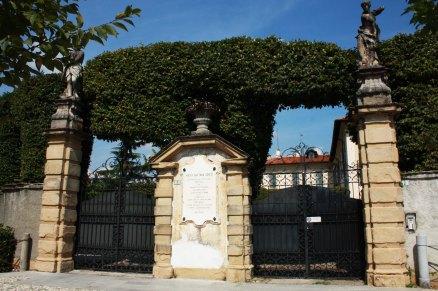 Casa donde vivió la ilustre matemática