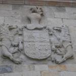 ESCUDO DE LOS RIVA – HERRERA EN EL PALACIO DE PRONILLO