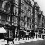 La Acera del Correo en 1930