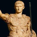 Por una estatua a Octavio Augusto, emperador romano, como FUNDADOR de la ciudad de SANTANDER