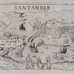 Los límites de la Villa de Santander según el Catastro de Ensenada