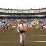 Juan Hormaechea, el alcalde que salvó del derribo la centenaria plaza de Cuatro Caminos