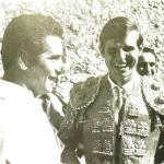 1963: Tonetti y El Cordobés,dos fenómenos en la Plaza de Cuatro Caminos