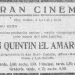1935: Don Quintín el Amargao en el Teatro Coliseum