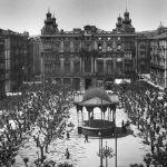 1907:Plaza de Pombo o de la Libertad