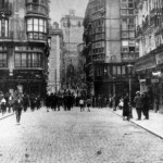 1900:La calle del Puente