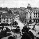 El Ayuntamiento y la Plaza del Peso