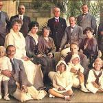 Años 20:la Familia Real en el Palacio de la Magdalena @CasaReal