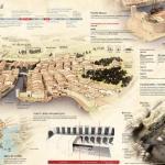 Recreación del Santander medieval