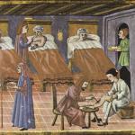 Siglo XIV:el primer Hospital de la villa de Santander,el hospital de Roy de Escalante