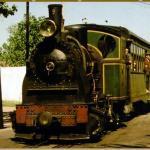 El ferrocarril Alar-Santander,un tren con mucha historia