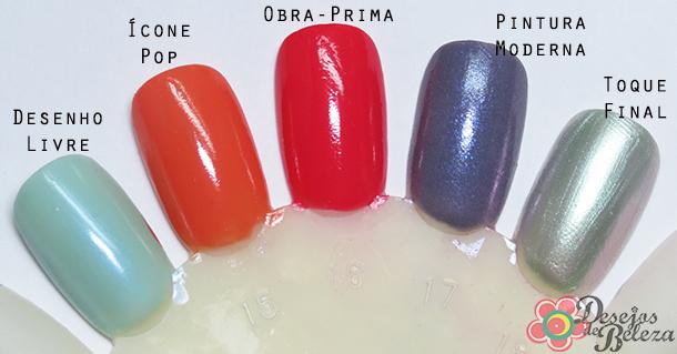 color trend pop art avon - esmaltes 2 - desejos de beleza