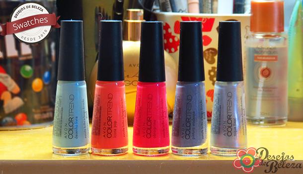 Avon Color Trend Pop Art – Esmaltes