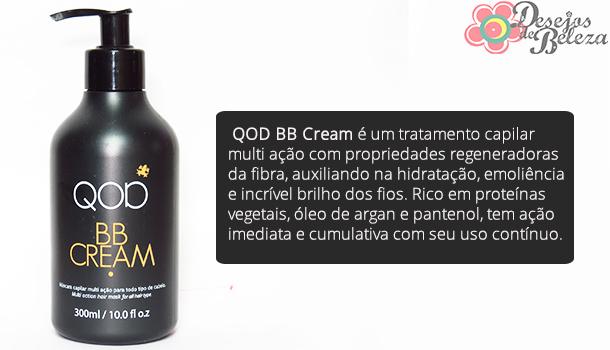 qod bb cream - o que a marca diz - desejos de beleza