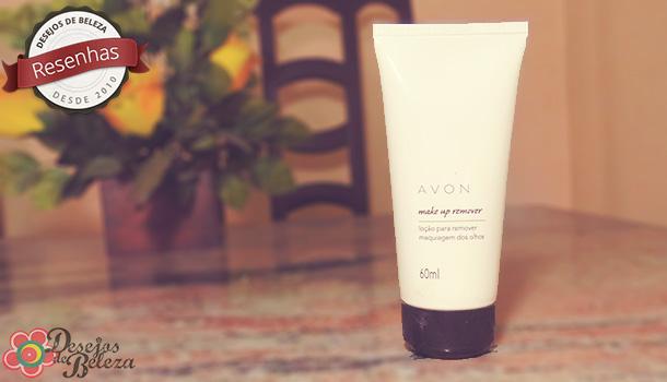 Testei: Make Up Remover Avon