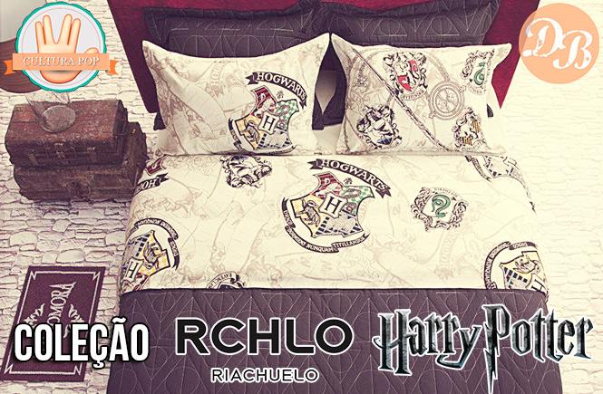 Coleção Harry Potter by Riachuelo