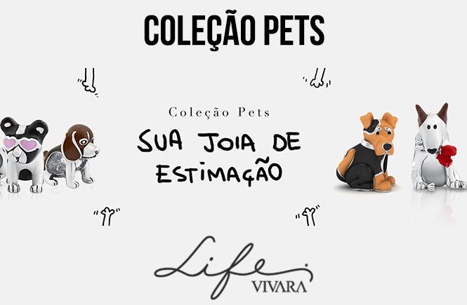 Coleção Pets – Life By Vivara
