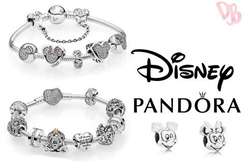 Pandora Disney – Finalmente no Brasil!