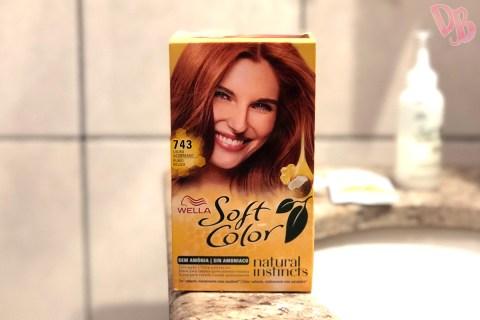 Testei: Soft Color 743