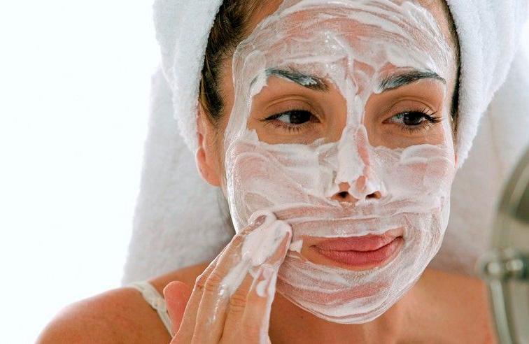 máscaras faciais caseiras